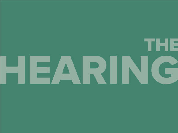 The Hearing English