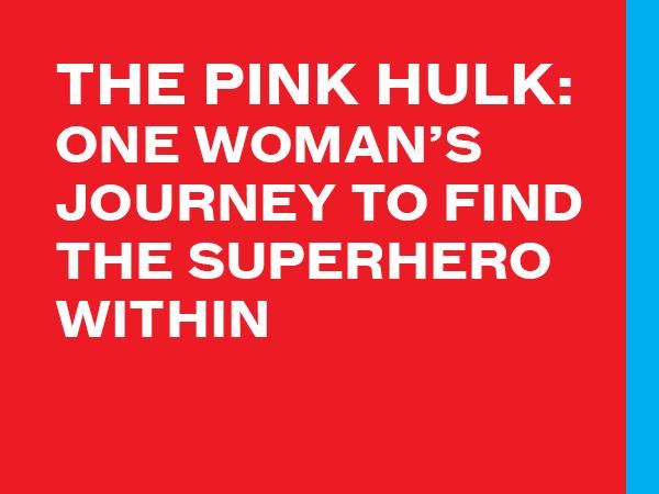 Pink Hulk