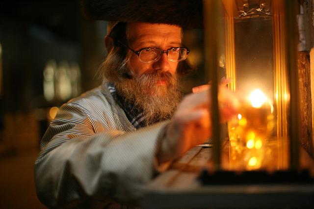 Hanukkah Mea Shearim 1