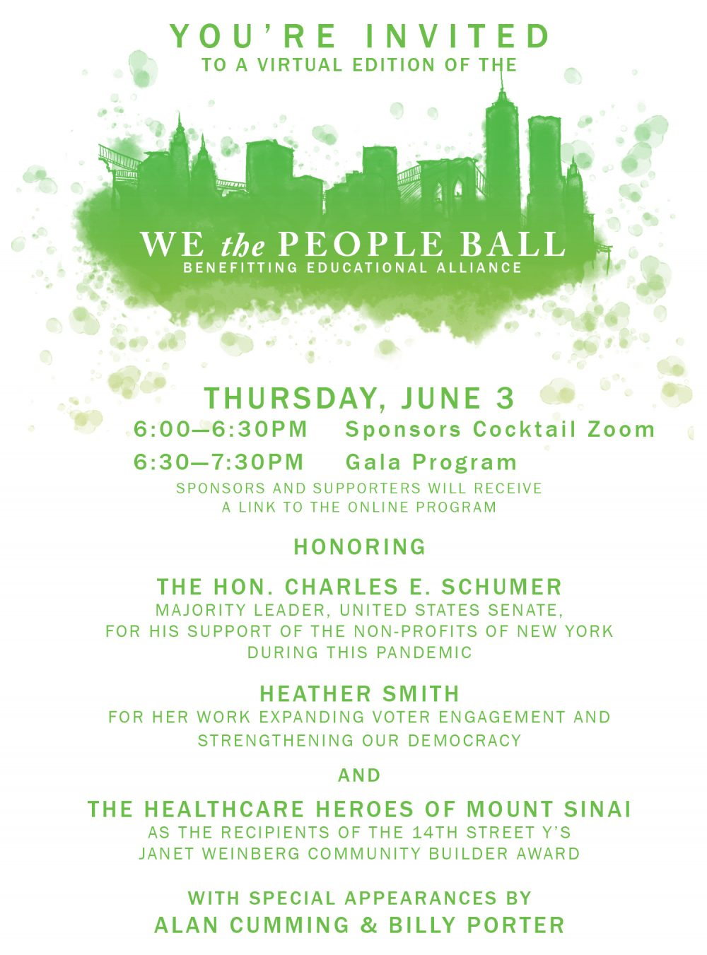 We The People Ball